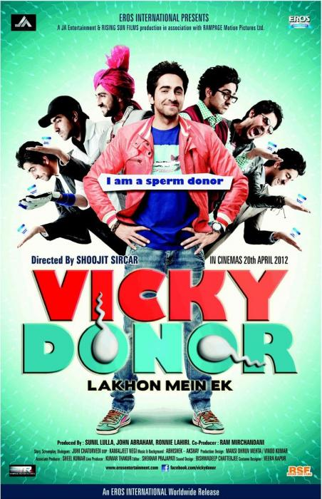 Actress images: vicky donor.