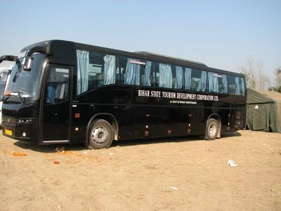 Bihar Tourism introduces luxury Volvo buses for tourism | mibihar